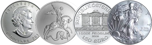 Как определить монету из серебра карликовый кабанчик